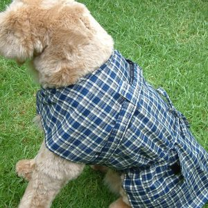 Dog Jacket Cotswool Large
