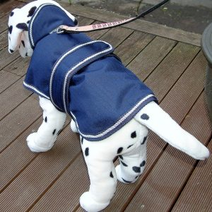 Dog Jacket Waterproof Hooded Small
