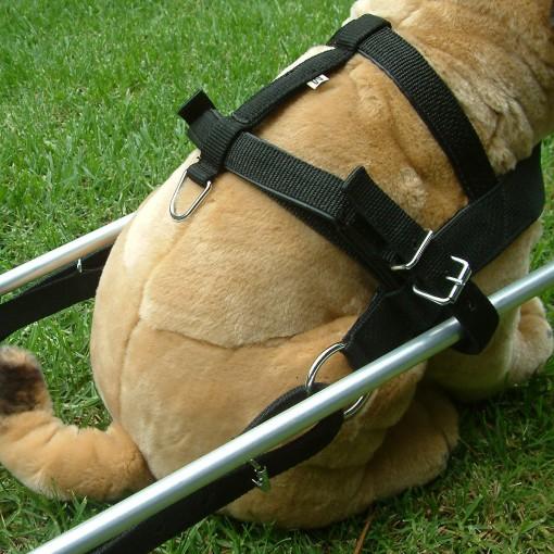 Dog Harness Carting Drafting