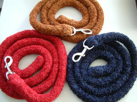Horse Acrylic Rope Plain Colours