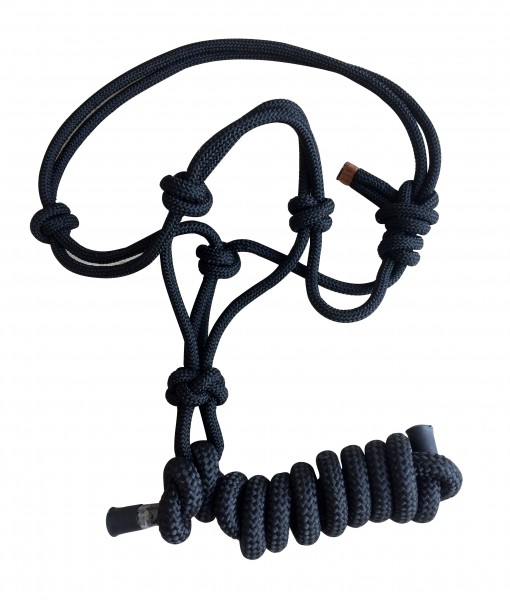 Rope Halter & Lead Set