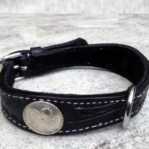 Dog Collar Western