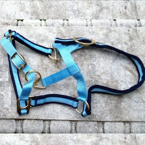 Horse Halters Cushion Weave Webbing