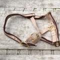 Horse Halter Cushion Weave Webbing