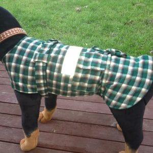 Dog Jacket Cotswool