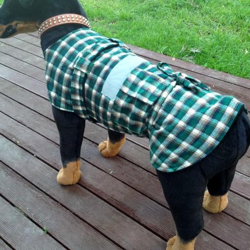 Dog Jacket Cotswool Xmedium