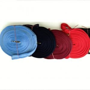 Horse Lunging Lead Cushion Weave