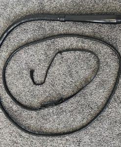 Bull Whip 8 feet Wooden Handle